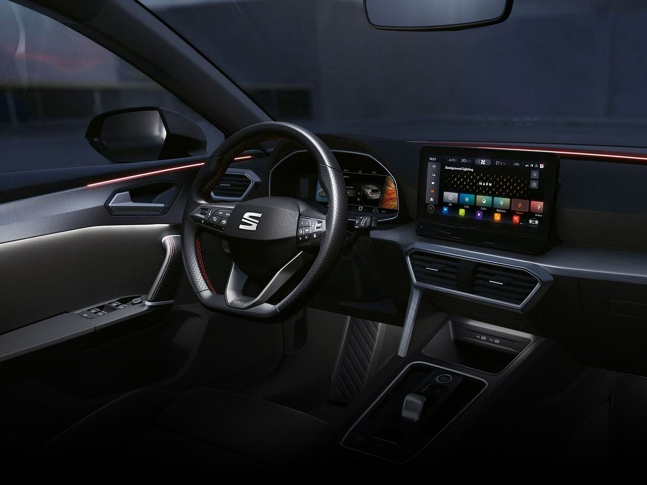 Ambient lighting system