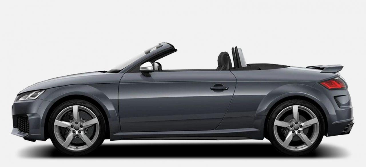 TT RS Roadster