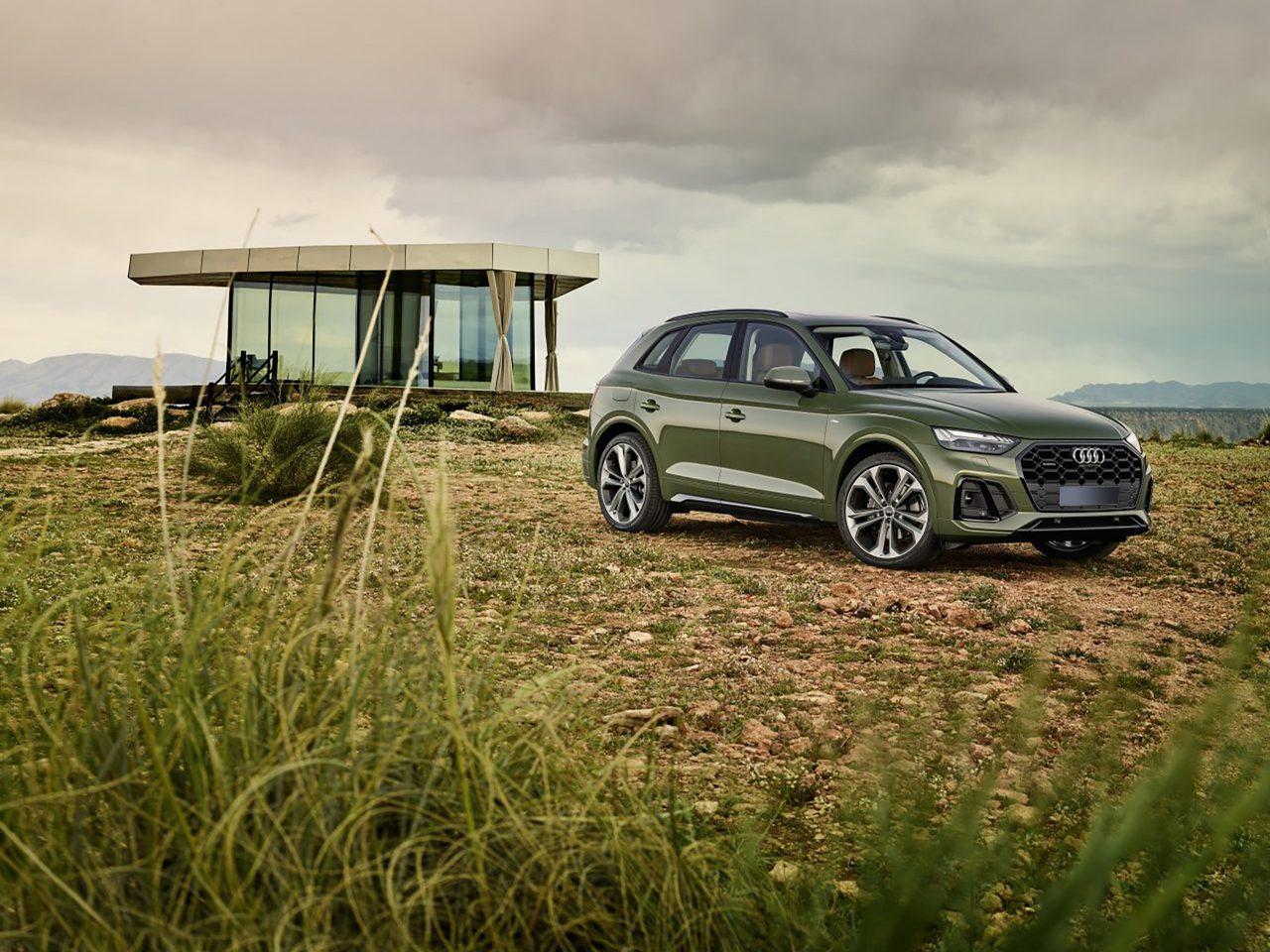 Zo krijgt u het beste van niet één, maar van twee Audi's.