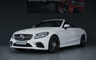 Mercedes C 200 Cabriolet | VERKOCHT € 0,00