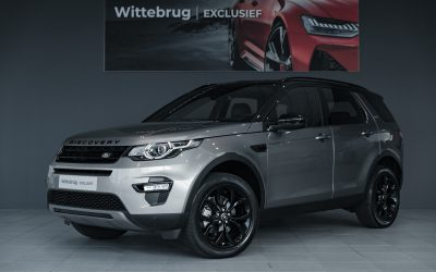 Land Rover Discovery Sport € 49 900,00