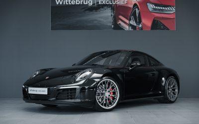 Porsche 911 Carrera 4S Coupé | VERKOCHT € 0,00